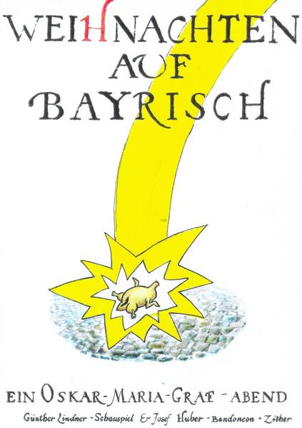 Weihnachten auf Bayrisch